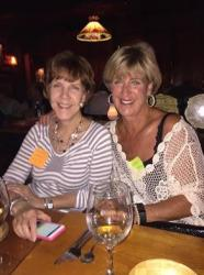 Mary Doty & Shari Dunnagan