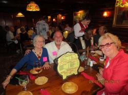 Arlene Shepp Smith, Bill Saleebey, Betty Read McWilliams
